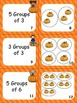 Relating Addition to Multiplication Freebie - Pumpkin Theme