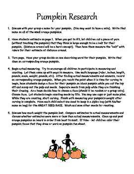 Pumpkin Research