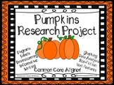 Pumpkin Research Project