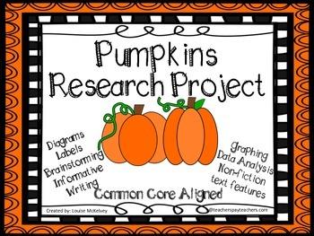 Pumpkin Research Project