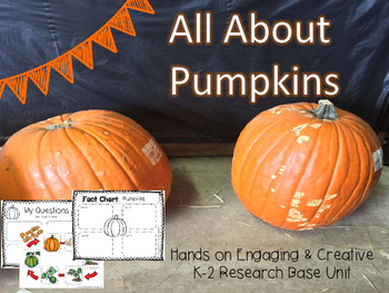 Pumpkin Nonfiction Research Unit