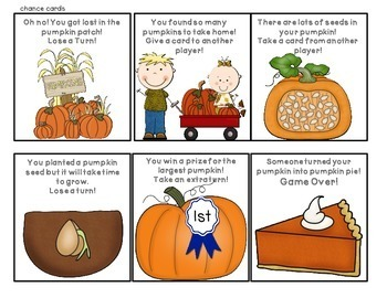 Pumpkin Rhyming Match-Up