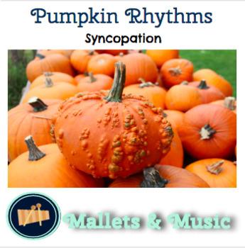 Pumpkin Rhythm Practice - Syncopation