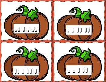 Pumpkin Rhythms