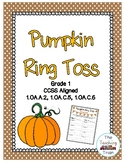 Pumpkin Ring Toss 1st Grade