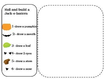Pumpkin Roll & Build