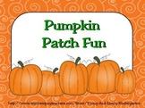 Pumpkin Roll, Color, & Cover