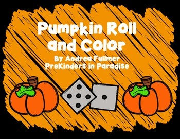 Pumpkin Roll and Color