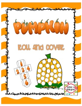 Pumpkin Roll and Cover {Freebie}