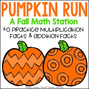 Pumpkin Run: A Fall Freebie