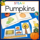 Pumpkin STEM / STEAM activities