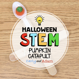 Pumpkin Candy Catapult STEM Activity