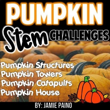 Pumpkin STEM Challenges