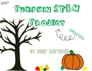 Pumpkin STEM Project