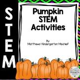 Pumpkin STEM Unit