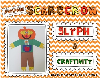 Pumpkin Scarecrow Glyph and Craft