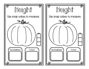 Pumpkin Science Explorations