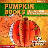 Pumpkin Science Activities—Hands-on Science, Math, and Lan