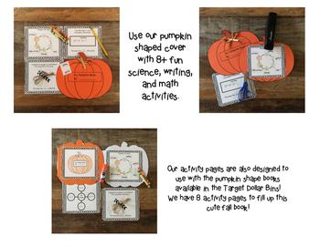 Pumpkin Science, Math, and Writing Mini Unit - Halloween and Fall Fun!
