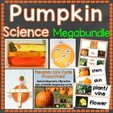Pumpkin Science Mega Bundle STEM, Life Cycle, Parts of a Pumpkin, Crafts, & More