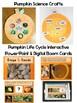 Pumpkin Science Mega Bundle STEM, Life Cycle, Parts of a Pumpkin, Crafts, & More