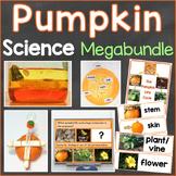 Pumpkin Science Mega Bundle STEM, Life Cycle, Parts of a P