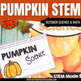 Pumpkin Science: An October STEM Exploration of Matter & M