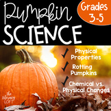 Pumpkin Science {Physical Science Investigation}