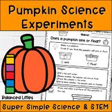 Pumpkin Science   Super Simple Science & STEM