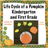 Pumpkin Science Unit for Kindergarten and First Grade