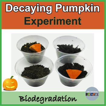 Pumpkin and Halloween Science
