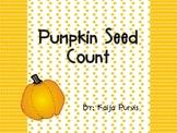 Pumpkin Seed Count