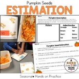Pumpkin Seed Estimation Sheet