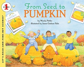 Pumpkin Seed Read Aloud Lesson Plan