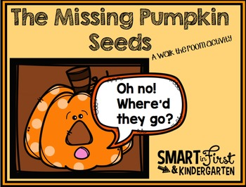 Pumpkin Seed Write the Room