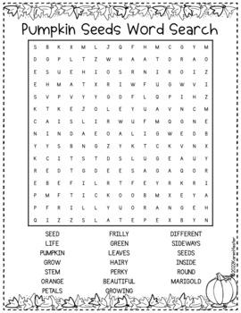 Pumpkins - Pumpkin Seeds!