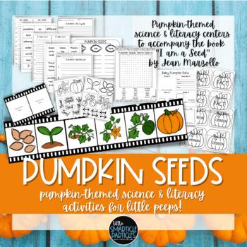 Pumpkin Life Cycle - Pumpkin Seeds!