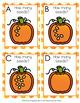 Autumn Pumpkin Seeds Count the Room
