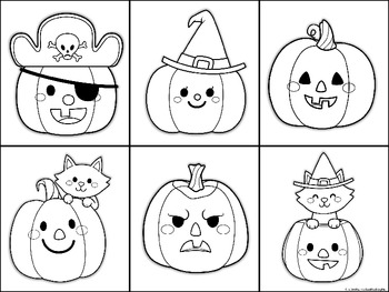 Pumpkin Sentences FREEBIE