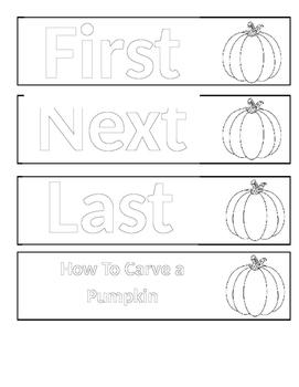 Pumpkin Sequencing labels