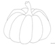 Pumpkin Shading Exercise for Drawing and Painting Art