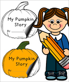 Pumpkin Shape Book