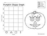 Pumpkin Shape Graph