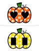 Pumpkin Shape Match for Pre-K