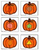 Pumpkin Shape Matching