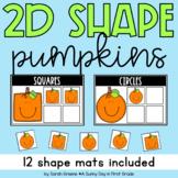 Pumpkin Shape Sort