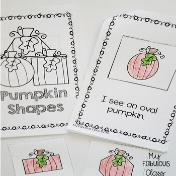 Pumpkin Shapes