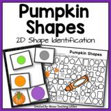 Pumpkin Shapes - 2D Shape Identification