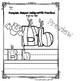 Handwriting Halloween Theme Alphabet Calligraffiti Workbook