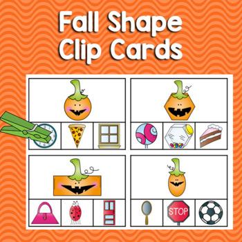 Pumpkin Shapes | Pre-K, K